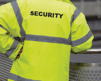 Security Contractor Insurance