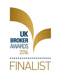 UK Broker Awards Finalist 2016